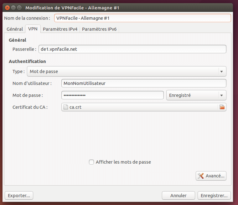 Install VPN on Ubuntu 14 04 compatible with OpenVPN, our guide