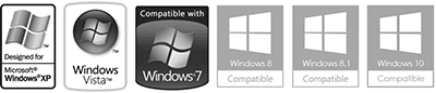 Compatible Windows