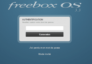 VPN Freebox etape 1