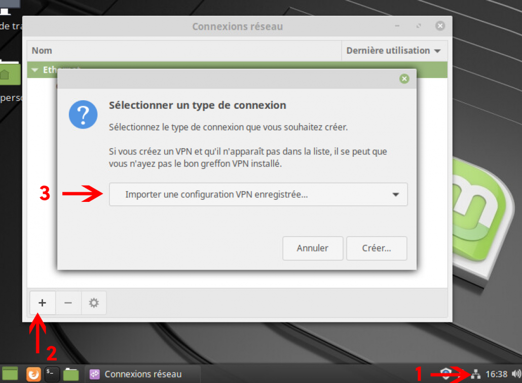 How to install VPN on Linux Mint 19 with OpenVPN